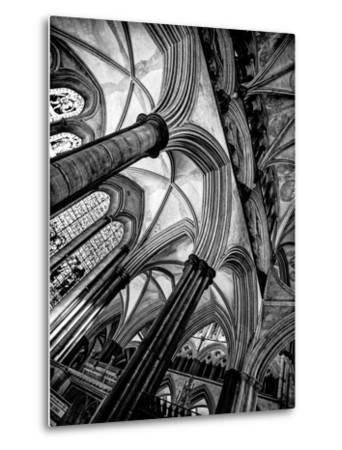 Interior View of Cathedral Vaulting by Rory Garforth