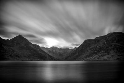 Loch Coruisk And Black Cuillin by Rory Garforth