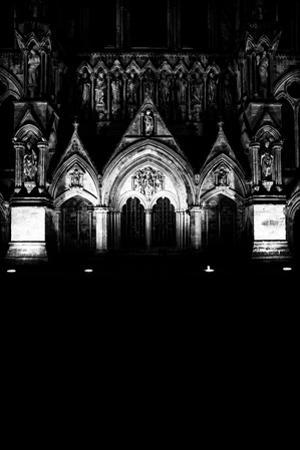 Night View of Church by Rory Garforth
