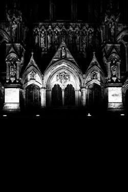 Night View of Church by Rory Garforth