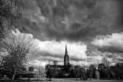 Salisbury Cathedral by Rory Garforth