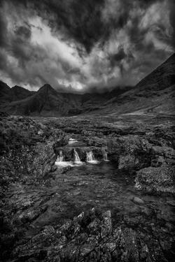 Storm Break Over Glen Brittle by Rory Garforth