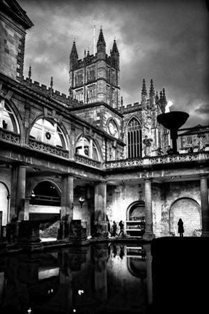 The Baths in Bath by Rory Garforth