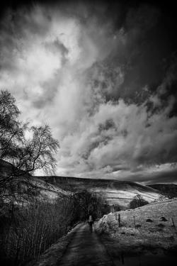 Walker On the Road by Rory Garforth