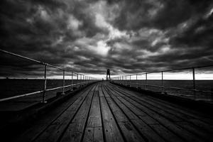 Whitby Pier by Rory Garforth
