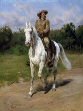 Col. William F. (Buffalo Bill) Cody by Rosa Bonheur