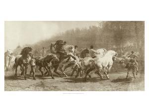 Horse Fair by Rosa Bonheur