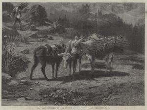 The Three Brothers by Rosa Bonheur