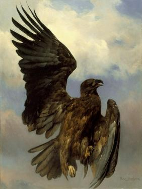 The Wounded Eagle, c.1870 by Rosa Bonheur