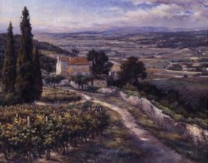 El Valle by Rosa Chavez