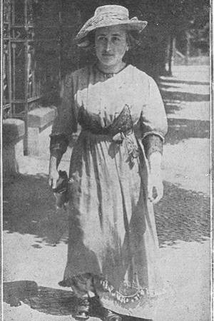 Rosa Luxemburg, C1907