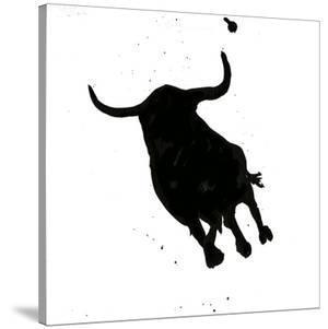 Pamplona Bull I by Rosa Mesa