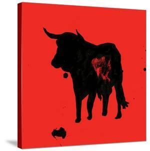 Pamplona Bull II by Rosa Mesa
