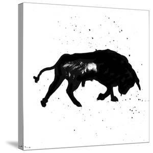 Pamplona Bull III by Rosa Mesa