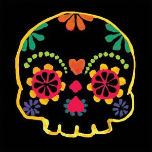 Sugar Skull Velvet by Rosa Mesa