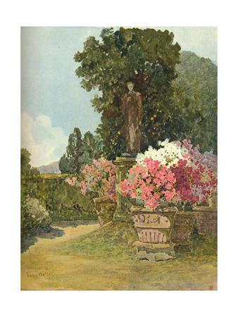 'In The Colonna Gardens', c1900 (1902)