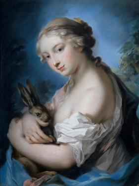 Allegory of Autumn by Rosalba Carriera