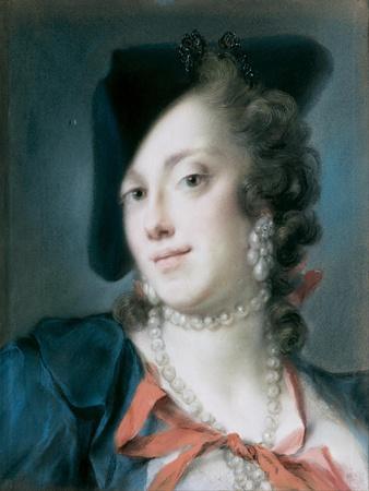 A Venetian Lady from the House of Barbarigo (Caterina Sagredo Barbarig), Ca 1735-1739