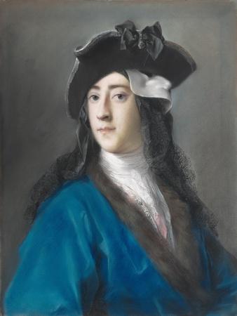 Gustavus Hamilton, Second Viscount Boyne, in Masquerade Costume, 1730-31