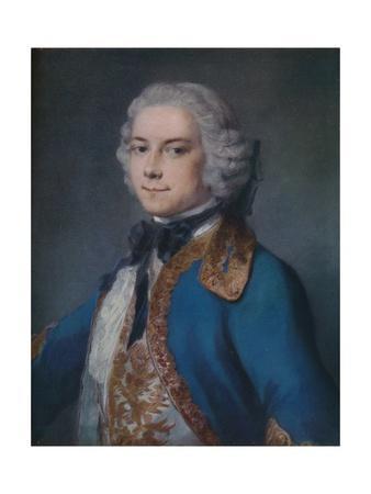 'Hon. Thomas Willoughby', c1710