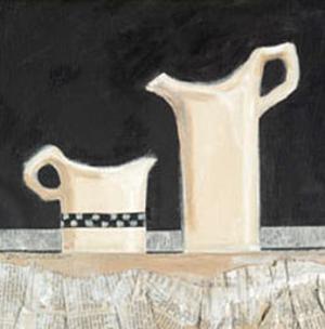Morning News II by Rosalind Oesterle