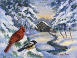 Winter Song by Rosanne Kaloustian