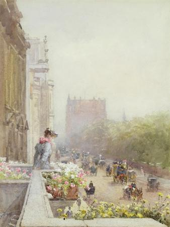 Piccadilly in June, 1892