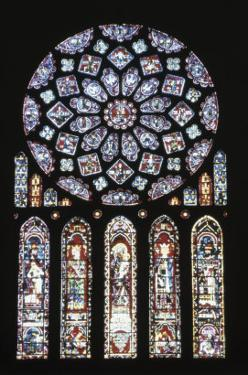 Rose Windows and Lancets
