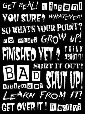 Bad Attitude by Roseanne Jones