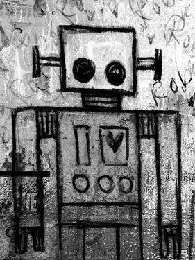 Boy Robot by Roseanne Jones