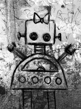 Girl Robot by Roseanne Jones