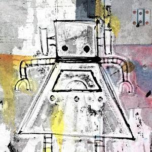 Girly Bot by Roseanne Jones