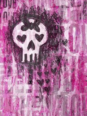 Love Skull Princess by Roseanne Jones