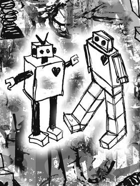 Robot Love by Roseanne Jones