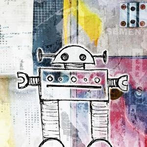 Small Bot by Roseanne Jones