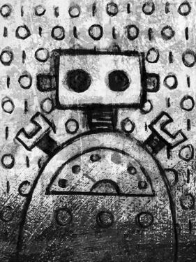 Urban Robot by Roseanne Jones