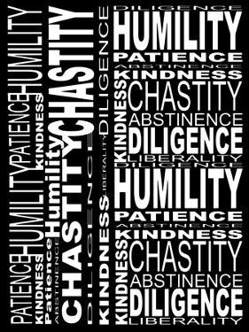 Virtues by Roseanne Jones