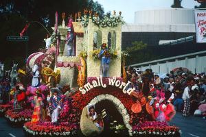 Rosebowl Parade, New Years Celebration, Pasadena, California