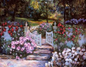 Open Gate by Rosemary Calder