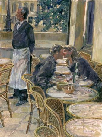 Lovers in August, Paris, 1998