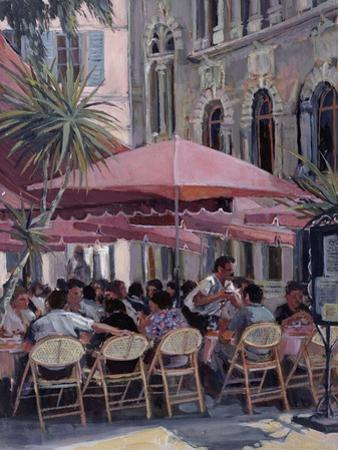 Lunch in the Shade, Monte Carlo