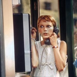 ROSEMARY'S BABY, 1968 directed by ROMAN POLANSKI Mia Farrow (photo)