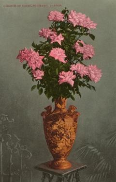Roses in Vase, Portland, Oregon