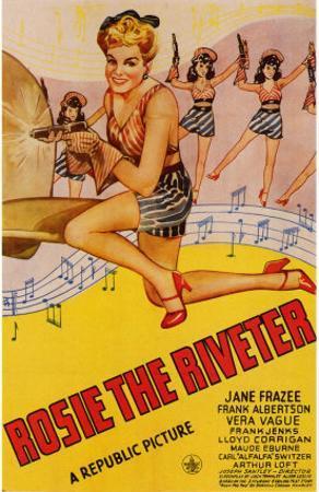 Rosie the Riveter, 1944