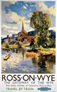 Ross-on-Wye, BR (WR), c.1951