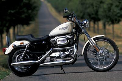 Harley-Davidson Sportster 1200 Custom by Rossen Gargolov