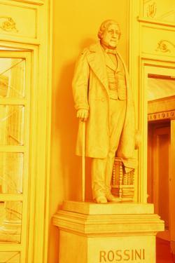 ROSSINI Gioachino - Statue