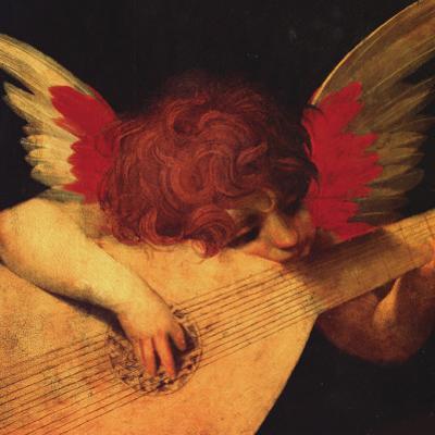 Musical Angel