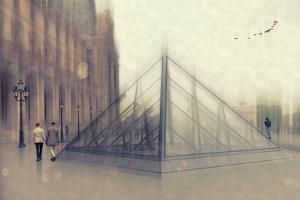 Paris Awakens by Roswitha Schleicher-Schwarz