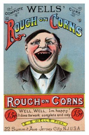 Rough On Corns